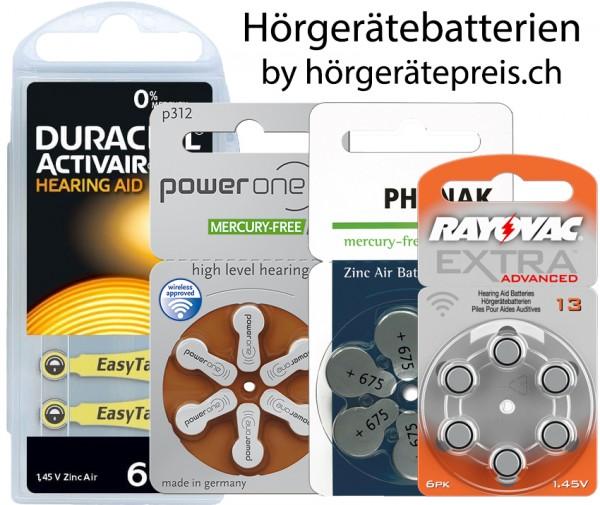 hoergeraetebatterien_collage_hoergeraetepreis_ch