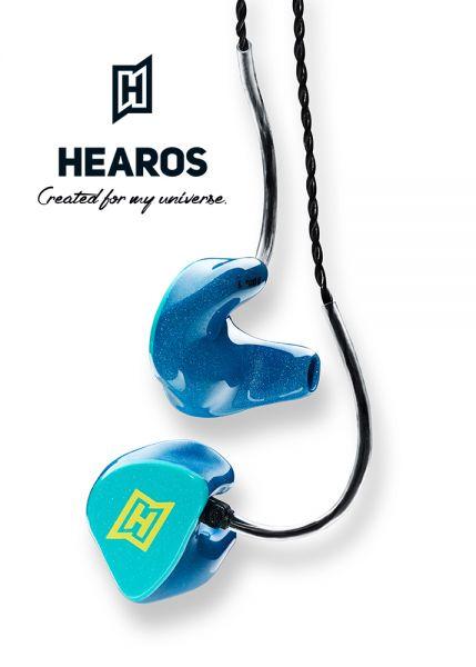 HEAROS PRO II In Ears for me