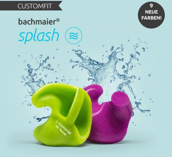 Individueller Wasserschutz splash - Schwimm Gehöschutz