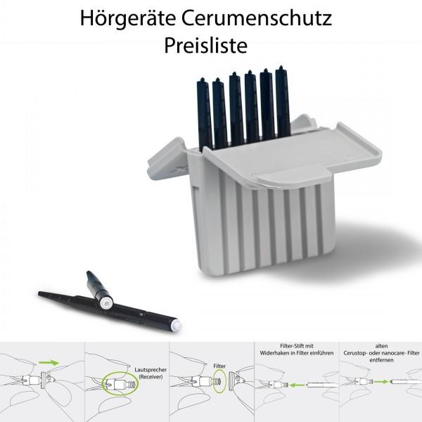 cerumenschutzfilter_fuer_hoergeraete_preisliste_2018