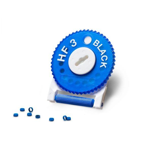 Cerumenschutz Audio Service Filter HF3 BLACK, blau