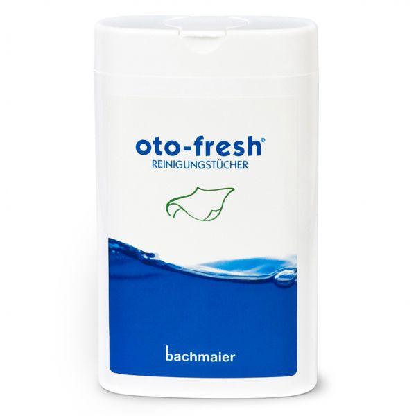 oto-fresh® Reinigungstücher in Spenderdose klein