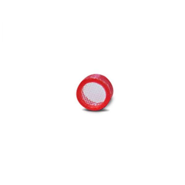 Cerumenschutz Audio Service Filter HF2 rot