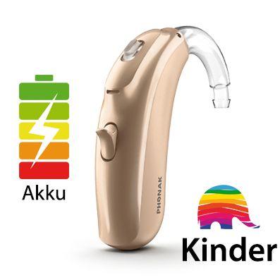 Phonak Sky B90-PR wiederaufladbares Akku Hörsysteme - Beige (01)